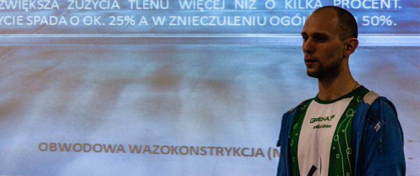 My presentation at the Polish Diving Conference Zakrzówek 2014