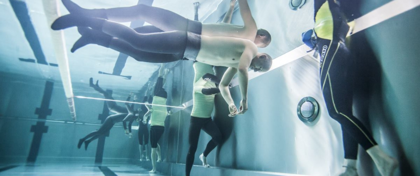 Great Start at the Polish Freediving Pool Championships in Morawica