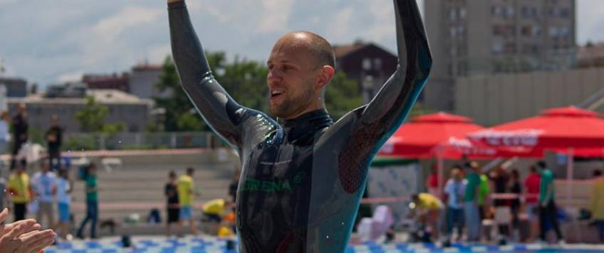 Winning the DNF World Champion Title in Belgrade