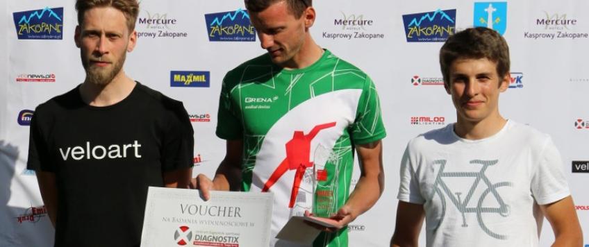 Winning the Tatra Road Race 2015!